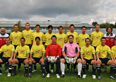 1.Mannschaft 2007/2008