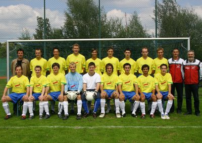 1. Mannschaft 2005/2006