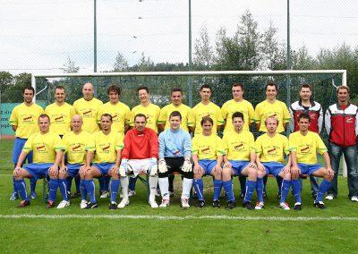 1. Mannschaft 2006/2007