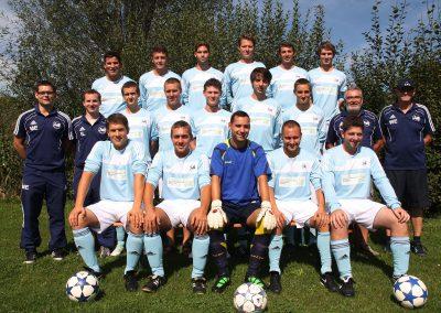1. Mannschaft 2011/2012