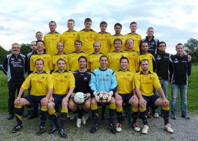 2. Mannschaft 2010/2011