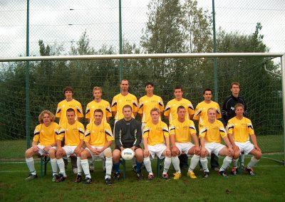 2. Mannschaft 2002/2003